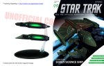 Romulan scout/science ship *RELEASED*