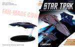 Turei starship