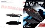 Malurian Starship