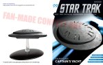 Galaxy-class, Captain's Yacht