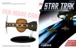 Etanian starship